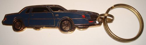 1987-buick-grand-national-enamel-car-key-chain
