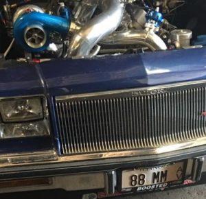 88 mm turbo