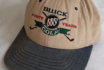 Assorted Buick Themed Hats Caps