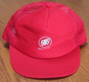 buick tri shield baseball cap