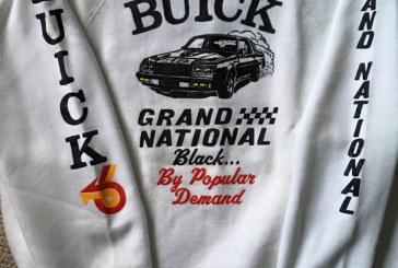 Buick Grand National Sweatshirts