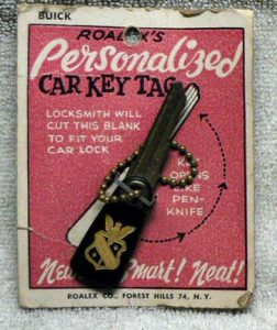buick-personalized-car-key-tag