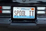 Personal TR License Plates