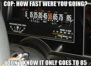 buick gn speedometer