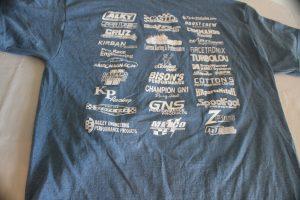 2016 turbobuick-com NC Buick Nationals shirt 2