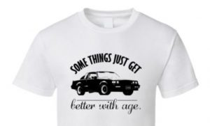 Better With Age Buick Grand National shirt