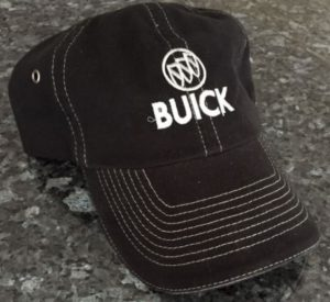 Buick Adjustable Strap Cap