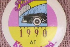 Buick Logo Pins & Buttons
