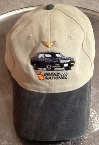Grand National Buick Hat Khaki