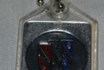 Buick Dealership Key Rings