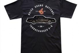 Buick Grand National Black Shirts
