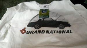 buick grand national speedo shirt