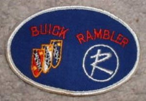 buick rambler patch
