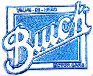 old buick logo outline patch