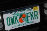 GN & TR Personal Vanity Plates