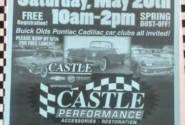 IL: Castle Performance BOPC Car Show 5/20/17