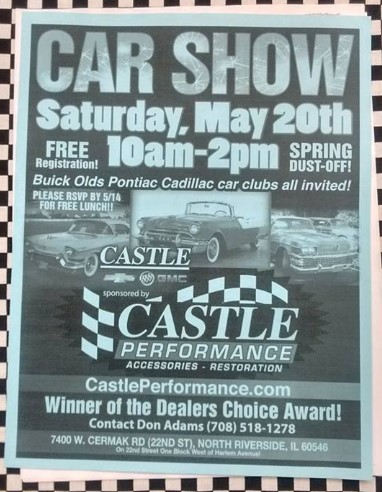 may20 car show IL