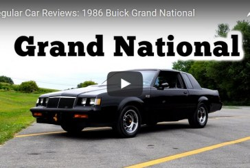 1986 Buick Grand National Review -video