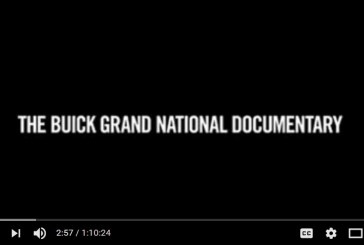 Black Air The Buick Grand National Documentary (full video)