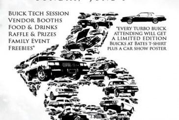 CA: 2017 Buicks at Bates Show June 4