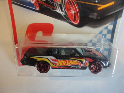 2017 hotwheels racing circuit buick grand national 2