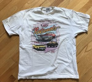 1992 buick gs nats shirt
