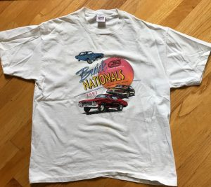 1993 buick gs nats shirt