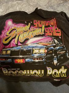 1995 showdown series t-shirt