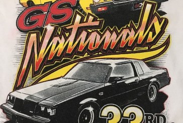 Buick GS Nats T-shirts