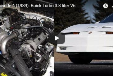 Buick Turbo 3.8 liter V6 (1989 Trans Am) Video