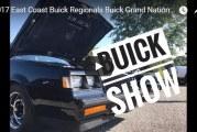 2017 East Coast Buick Regionals MAGNA Buick Car Show (video)