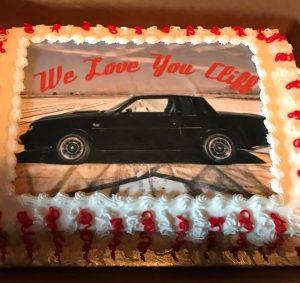 buick celebration cake