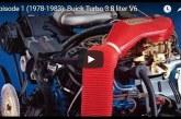 Buick Turbo 3.8 liter V6 (1978-1983 Regal T-type) Video