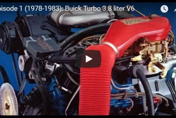Buick Turbo 3.8 liter V6 (1978-1983 Regal T-type) Video