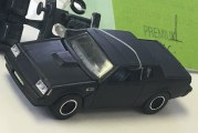Bruce Baur Hot Wheels prototype Buick Grand National
