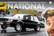 Buick Grand National – Everything You Need to Know Video