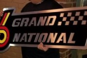 BIG Buick Grand National Signs