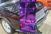 Buick Car Show Display Board Signs