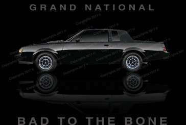 Buick GN & T Posters