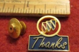 Corporate Buick Pins