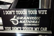 Funny Buick Grand National Signs