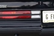 Vanity Plates Found on Buick Grand National Cars!
