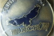 Buick City & Fisher Body Key Chains