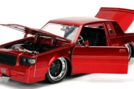 Metals Die Cast Bigtime Muscle / Bigtime Kustoms 1:24 Buick Grand National
