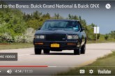 Bad to the Bones: Buick Grand National & Buick GNX