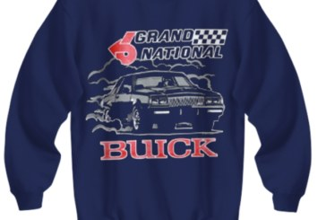 Turbo 6 Buick Grand National Shirts