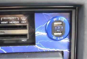 Cigarette Lighter USB Charger Upgrade
