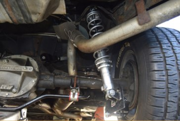 Buick Grand National Rear Coil-over Kit Installation