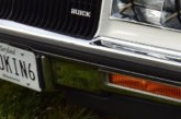 Personal Vanity Plates on Turbo Regals