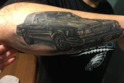 Buick Turbo Regal Tattoos